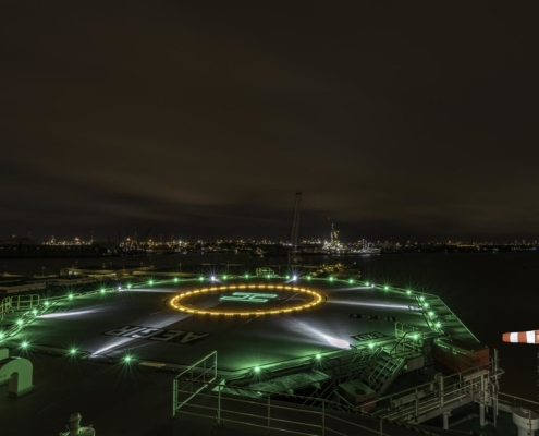 Press Release: R. STAHL TRANBERG Acquires IMT Helideck Lighting Portfolio