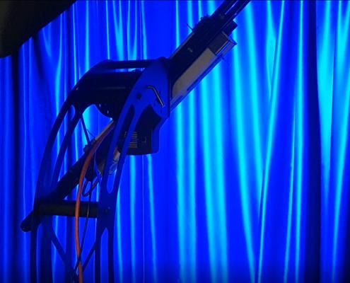 TRANBERG® BlueLine Deck Light: Light Test