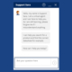 R. STAHL TRANBERG Support Sara Chat Window