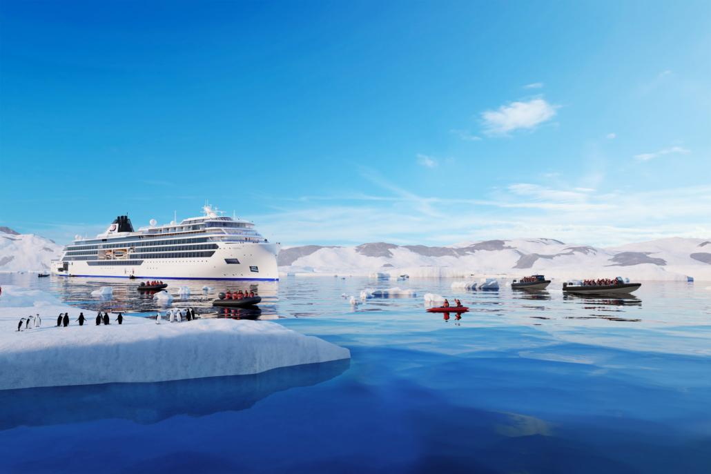 R. STAHL TRANBERG VARD Viking Cruise Expedition Ship
