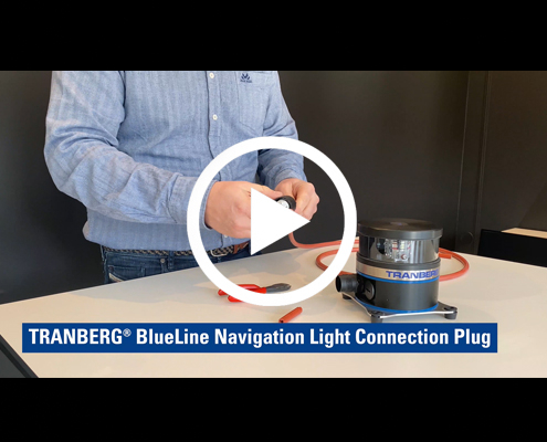 R. STAHL TRANBERG BlueLine Navigation Light Power Connector video